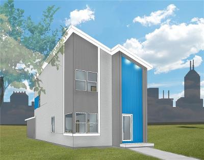 Indianapolis Single Family Home For Sale: 1663 Sheldon Avenue