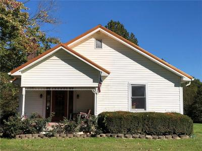 Owen County Single Family Home For Sale: 965 Dixie Hill Road