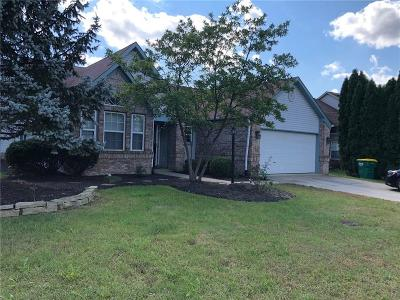 Fishers Single Family Home For Sale: 13917 Wabash Drive