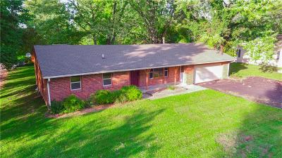 Greenwood Single Family Home For Sale: 3036 West Olive Branch Road