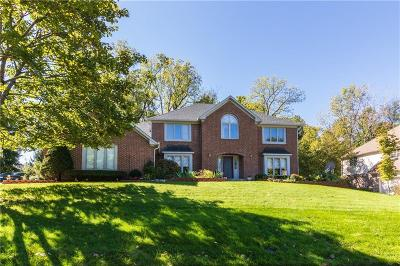 Indianapolis Single Family Home For Sale: 8940 Promontory Road