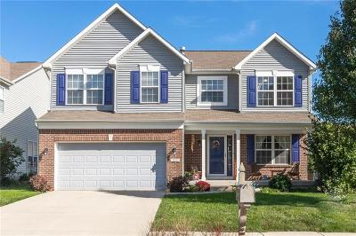 Zionsville Single Family Home For Sale: 7829 Andaman Drive