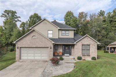 Martinsville Single Family Home For Sale: 3170 North Country Club Road