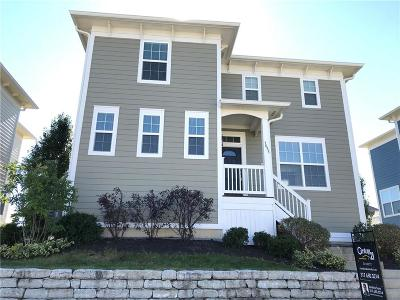 Zionsville Single Family Home For Sale: 7633 Beekman Terrace