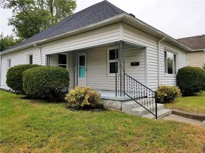 Greenwood Single Family Home For Sale: 502 East Pearl Street