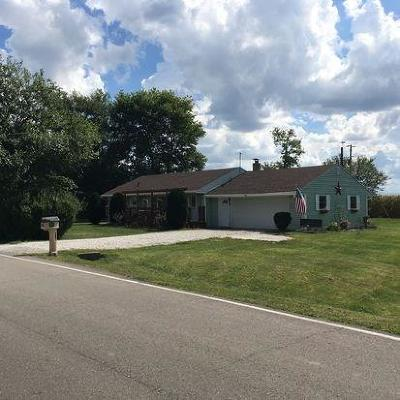 Single Family Home For Sale: 7297 North Frontage Road