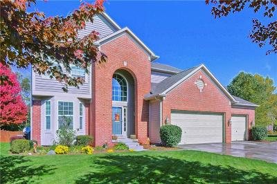 Fishers Single Family Home For Sale: 12106 Cabri Lane