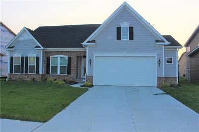Zionsville Single Family Home For Sale: 11984 Eagleview Drive
