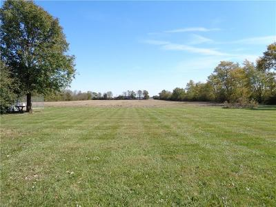 Franklin Residential Lots & Land For Sale: 4711 North State Road 135