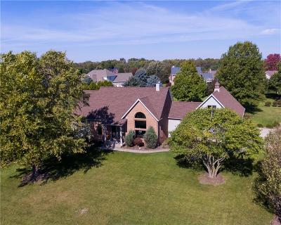 Pendleton Single Family Home For Sale: 1820 Deer Crossing