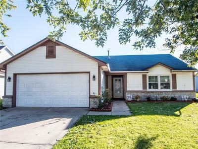 Franklin Single Family Home For Sale: 4171 North Travis Lane