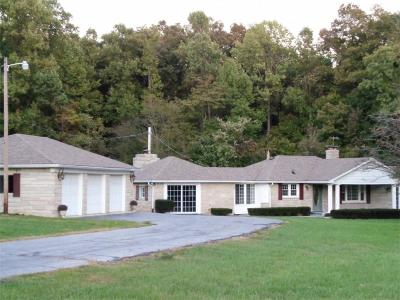 Martinsville Single Family Home For Sale: 8075 State Road 39