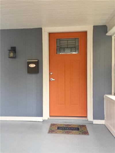 Indianapolis Single Family Home For Sale: 4069 Graceland Avenue
