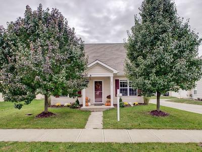 Westfield Single Family Home For Sale: 881 Warrington Avenue