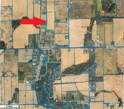 Hancock County Residential Lots & Land For Sale: 6385 North Fortville Pike