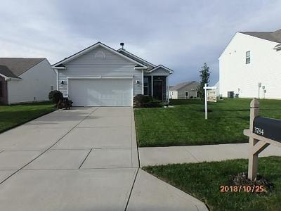 Whitestown Single Family Home For Sale: 3784 Tartan Trail
