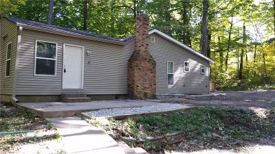 Mooresville Single Family Home For Sale: 31 Lake Hart