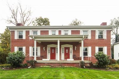 Carmel Multi Family Home For Sale: 303-305 Walter Street