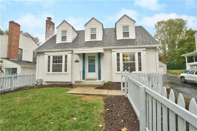 Indianapolis Single Family Home For Sale: 5101 Boulevard Place