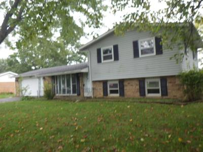 Delaware County Single Family Home For Sale: 7809 West Vern Drive