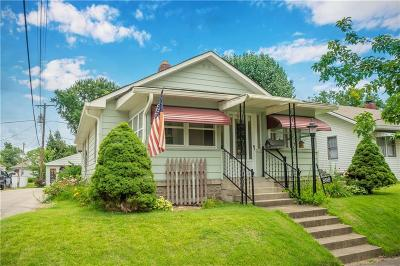 Franklin Single Family Home For Sale: 899 North Walnut Street
