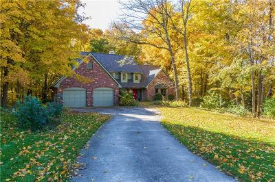 Noblesville Single Family Home For Sale: 10 Hampton Place