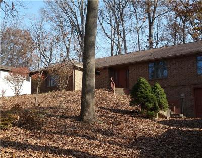 Martinsville Single Family Home For Sale: 5275 Hickory Grove Road