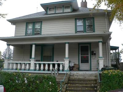 Fortville Multi Family Home For Sale: 418 South Merrill Street