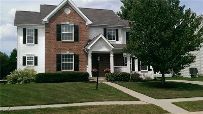 Fishers Single Family Home For Sale: 12814 Buff Stone Court