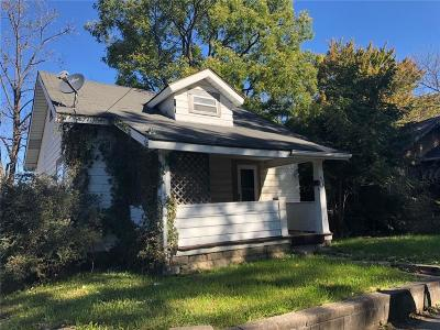 Delaware County Single Family Home For Sale: 626 West 9th Street