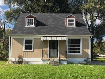 Delaware County Single Family Home For Sale: 615 South Brotherton Street