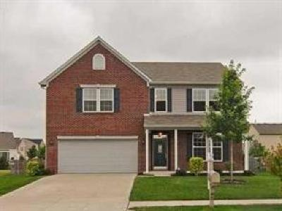 Fishers Single Family Home For Sale: 13860 Silverbell Lane