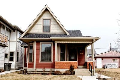 Single Family Home For Sale: 522 Parkway Avenue