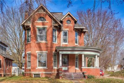 Montgomery County Single Family Home For Sale: 202 West Taylor Street