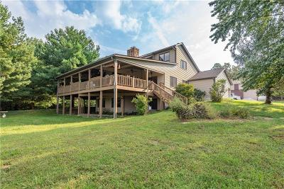 Owen County Single Family Home For Sale: 6490 Jordan Village Road