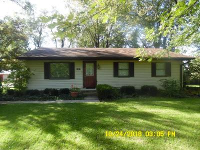 Noblesville Single Family Home For Sale: 255 Pasadena Road
