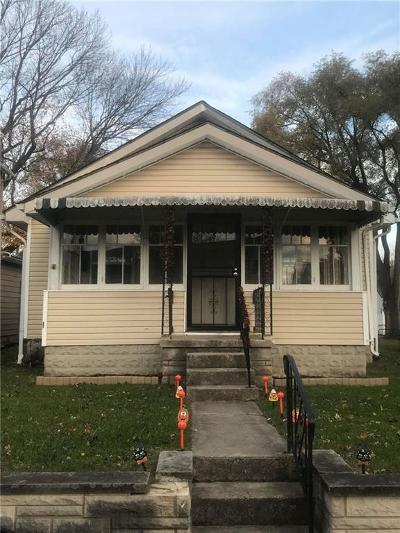 Delaware County Single Family Home For Sale: 2010 Hackley Street