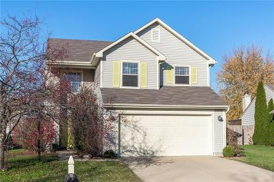 Fishers Single Family Home For Sale: 9718 Lucille Court