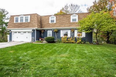 Carmel Single Family Home For Sale: 10100 Shelborne Road