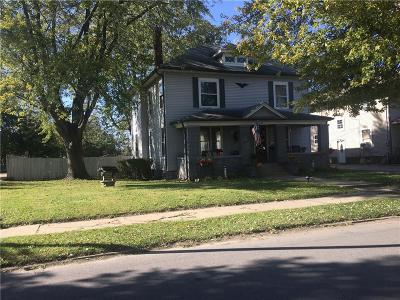 Clinton County Single Family Home For Sale: 302 South Clay Street
