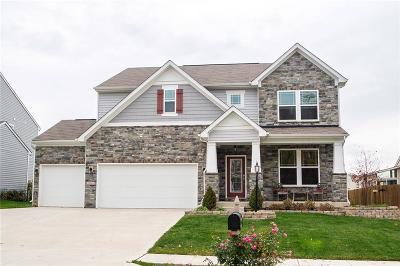 Noblesville Single Family Home For Sale: 18914 Elder Ridge Drive