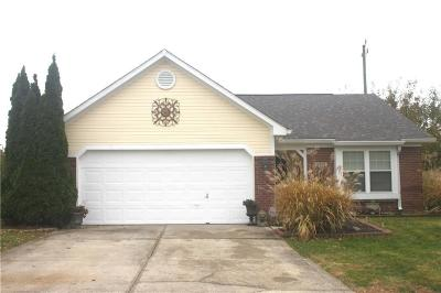 Marion County Single Family Home For Sale: 6505 Decatur Commons