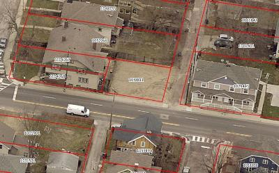 Indianapolis Residential Lots & Land For Sale: 1218 North Keystone Avenue