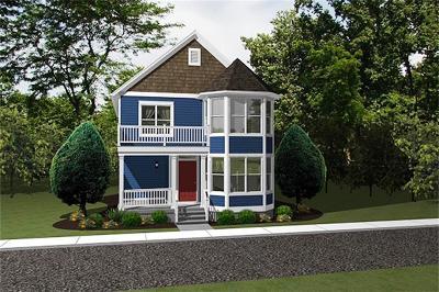 Indianapolis Single Family Home For Sale: 1029 North Hamilton Avenue