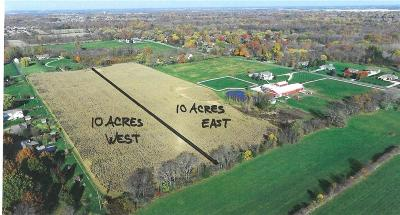 Brownsburg Residential Lots & Land For Sale: East County Rd 450 N N