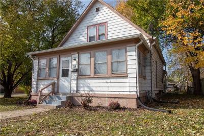 Single Family Home For Sale: 38 South Sheridan Avenue