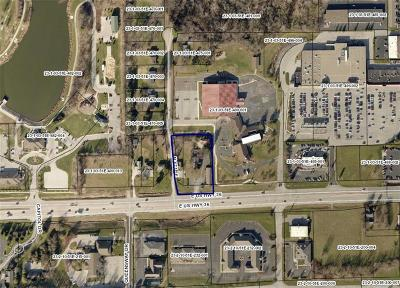 Avon Commercial Lots & Land For Sale: 6734 East Us Highway 36