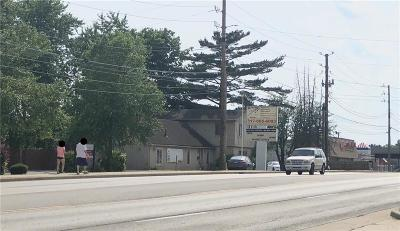 Greenwood Commercial For Sale: 1641 West County Line Road