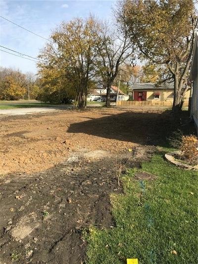 Indianapolis Residential Lots & Land For Sale: 1401 Churchman Avenue