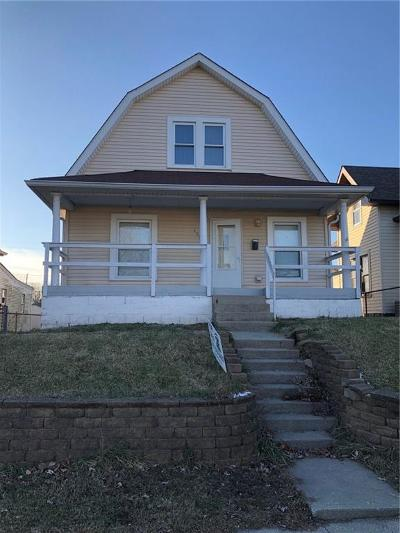 Beech Grove Single Family Home For Auction: 150 South 2nd Avenue